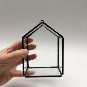Mini-vitrine terrarium