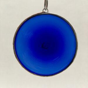 Cive-Pastille vitrail Tiffany – G8.5 – bleu cobalt